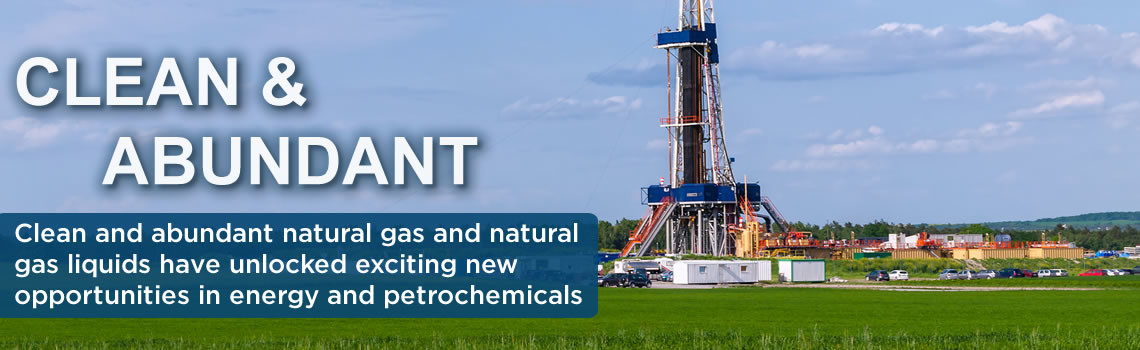 Clean and Abundant Natural Gas